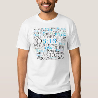 "Camiseta ""Versículos"""
