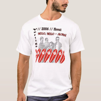 Camiseta Vertigem Havaí