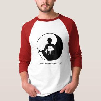 Camiseta Veste da iluminação