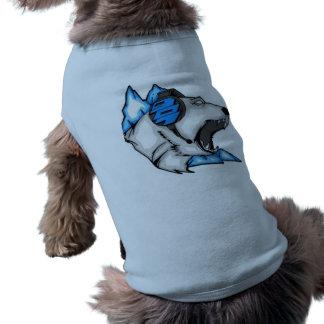 Camiseta Veste fria do cão
