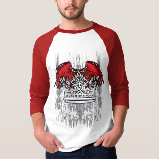 Camiseta Vestir a coroa