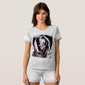 Camiseta Vestir-se da senhorita Caber