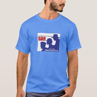 Camiseta Veteranos de guerra civis de Sesquicentennial do