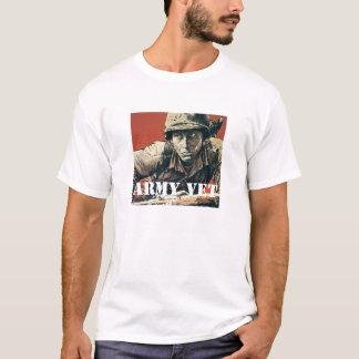 Camiseta Veterinário do exército
