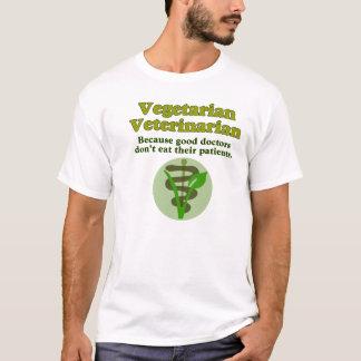 Camiseta Veterinário do vegetariano