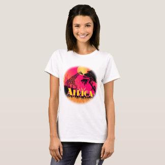 Camiseta Vetor África