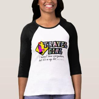 Camiseta Viagem Girl