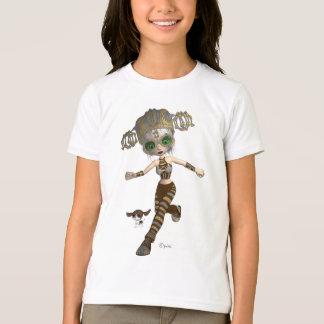 Camiseta Viajante do tempo - o t-shirt das meninas