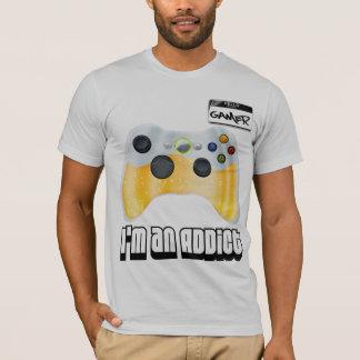 Camiseta Viciado de XBOX