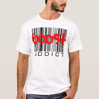 Camiseta Viciado do impulso