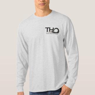 Camiseta Viciado do pato selvagem de THO