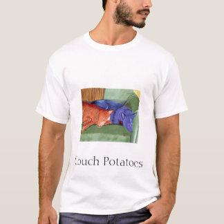 Camiseta Viciados em televisão
