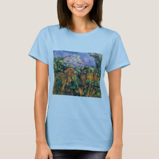 Camiseta Victoire-Vista de Montagne Sainte de Steibruch