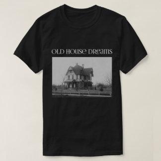 Camiseta Victorian da vara - homens escuros