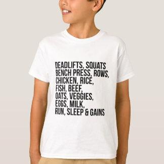 Camiseta Vida apta