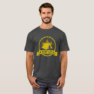 Camiseta Vida da barraca