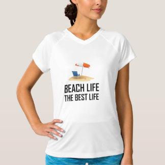 Camiseta Vida da praia a melhor vida