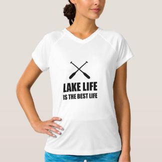 Camiseta Vida da vida do lago a melhor