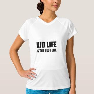 Camiseta Vida da vida do miúdo a melhor