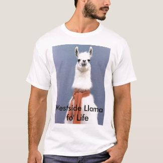 Camiseta Vida do fo do lama do Westside