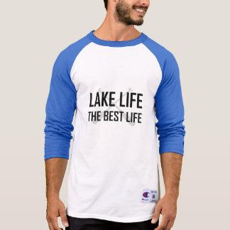 Camiseta Vida do lago a melhor vida