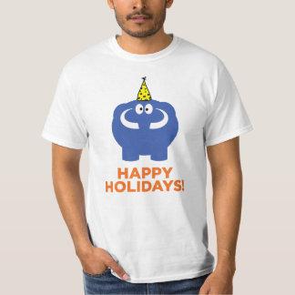 Camiseta Vida gigantesca engraçada