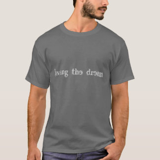 Camiseta vida impressionante o T ideal do viagem da boa