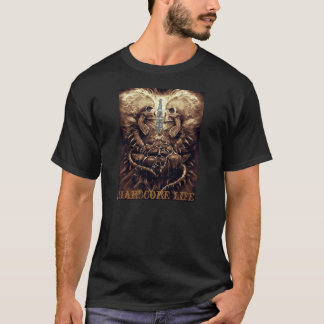 Camiseta Vida incondicional do campo petrolífero