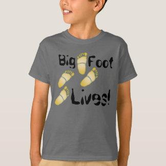 Camiseta Vidas de Bigfoot! - T-shirt - 1