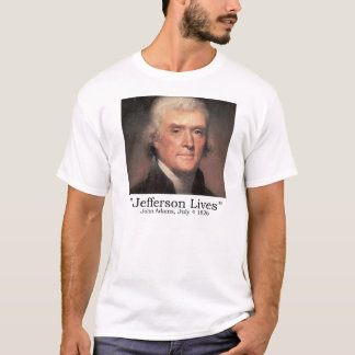 Camiseta Vidas de Jefferson!