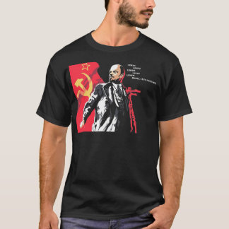 Camiseta Vidas de Lenin! T-shirt