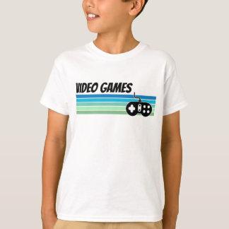 Camiseta Video games retro