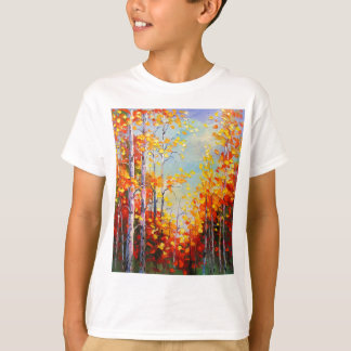 Camiseta Vidoeiros do outono