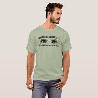 Camiseta Vidros da curiosidade