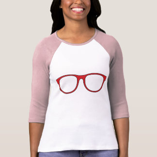Camiseta Vidros do olho das senhoras