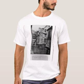 Camiseta Vieille-du-Templo da rua, Paris, 1858-78