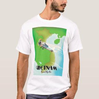 Camiseta Vietnam pela cópia das férias do ar