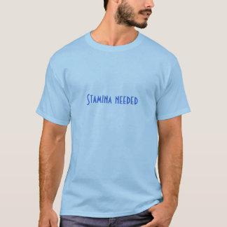 Camiseta Vigor necessário