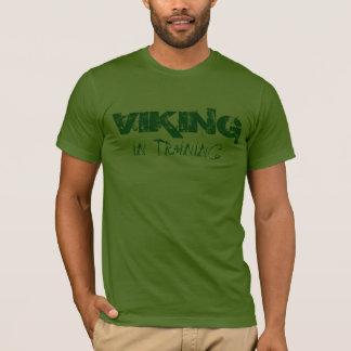 Camiseta Viking no treinamento