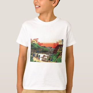 Camiseta Vila japonesa