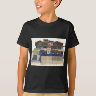 Camiseta Vila vertical @ Phnom Penh