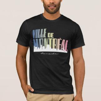 Camiseta Ville De Montreal