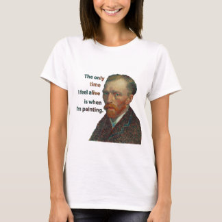 Camiseta Vincent van Gogh
