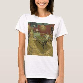 Camiseta Vincent van Gogh o trabalho de arte da pintura do