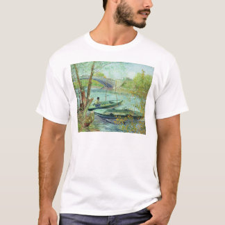 Camiseta Vincent van Gogh | que pescam na primavera