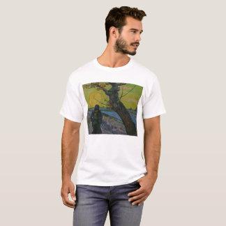 "Camiseta Vincent van Gogh - ""Tshirt da arte da pintura do"