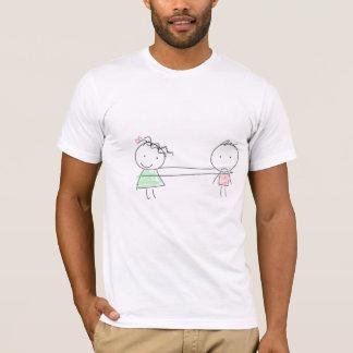 Camiseta Vindo aqui a mim por Monsterize