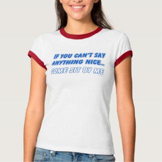 Camiseta Vindo sente por mim o t-shirt