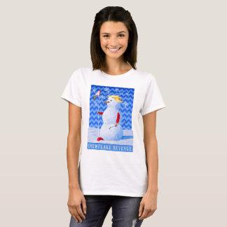 Camiseta Vingança do floco de neve - nos números nós somos