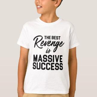 Camiseta Vingança do sucesso